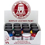 Angelus Acrylic Leather Paint Starter Kit by Angelus [並行輸入品]