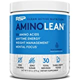 RSP AminoLean - All-in-One Pre Workout, Amino Energy, Weight Management Supplement with Amino Acids, Complete Preworkout Ener