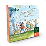 Yoto 'My First Classical Music Collection' Card Pack for Yoto Player and Yoto App – Includes 10 Cards with Albums by Beethove