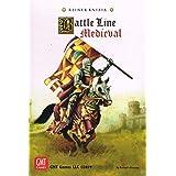 バトルライン 中世版 (Battle Line Medieval-Themed Edition) [日本語ルール付属] [並行輸入品]