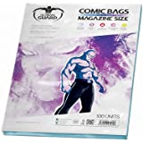 Ultimate Guard UGD020012 Comic Bags Resealable Magazine Size (100)