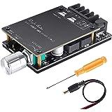 YEMIUGO Bluetooth Amplifier Board Module 2x50W Digital Stereo Audio Amp Board Dual Channel DC 5V-27V with HiFi Filter