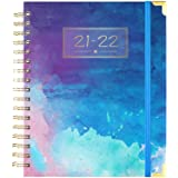 """2019-2020 Planner - Academic Weekly & Monthly Planner, Thick Paper with with Colorful Tabs - 10"""" x 8"""", Twin-Wire Binding with"""