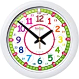 EasyRead Time Teacher Learn the Time Children's Wall Clock #ERTT-DIG