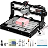 Genmitsu CNC 3018-PRO Router Kit GRBL Control 3 Axis Plastic Acrylic PCB PVC Wood Carving Milling Engraving Machine with Offl