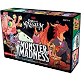Dungeons and Dragons Dungeon Mayhem Monster Madness Deluxe Expansion Card Game
