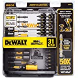 Dewalt DWAMI31 Max Impact 31 Pc Screwdriving Set