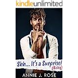 Shh... It's a Surprise! (Baby) (Small Town Romances)