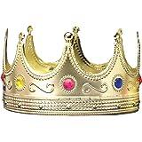王冠 コスチューム用小物 頭周り約58-60cm