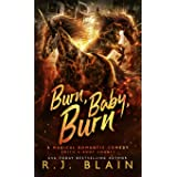 Burn, Baby, Burn: A Magical Romantic Comedy (with a body count) (12)