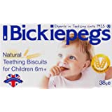 Bickiepegs Teething Biscuits, 38 grams
