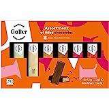 Galler ガレー チョコレート ベルギー王室御用達 ミニバーギフトボックス 6本入 (1箱)