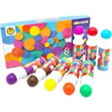 Dot Markers Bingo Daubers, Non Toxic Kids Paint,Perfect for Kids Art or use as Bingo Markers/Dabbers (Classic Colours 8 Pack)