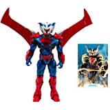 McFarlane Toys DC Multiverse 15602 Unchained Armored Superman Action Figure,Multicolour,15602-7