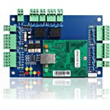 UHPPOTE Professional Wiegand TCP IP Network Access Control Board Panel Controller for 2 Door 4 Reader
