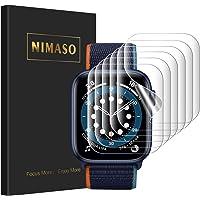 【6枚組】 NIMASO 液晶 保護 フィルム 38 / 40mm Apple Watch series SE / 6…