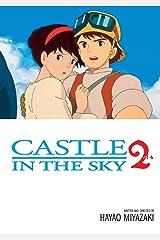 Castle in the Sky Film Comic, Vol. 2 (Volume 2) Paperback