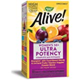 Nature's Way Alive! Once Daily Women's 50+ Ultra Potency Multi-Vitamin, 60 Tablets