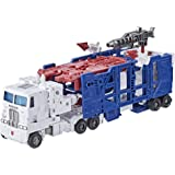Hasbro Transformers Toys Generations War for Cybertron: Kingdom Leader WFC-K20 Ultra Magnus Action Figure