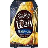江崎グリコ スモーキープリッツ(燻製チーズ味) 24g ×14個