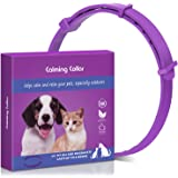 Tyhocent Calming Collar for Cats and Dogs with Appeasing Effect, Adjustable Relieve Reduce Anxiety Pheromone Keep Pet Lasting