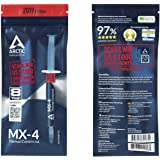 Arctic MX-4-4G 2019 Edition Thermal Compound Paste for All Coolers,Heat Sink Paste,Carbon Based High Durability, with Bonus T