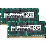 サムスン純正 PC3-10600(DDR3-1333) SO-DIMM 4GB×2枚組 1.5V 204pin ノートPC用メモリ mac&windows対応