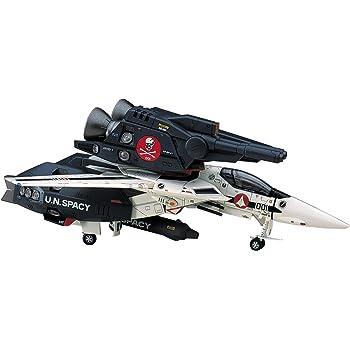 ハセガワ 超時空要塞マクロス 愛・おぼえていますか VF-1 スーパー/ストライク バルキリー 1/72スケール プラモデル 17