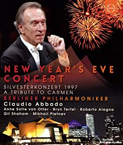 New Year's Eve Concert 1997: A Tribute To Carmen [Blu-ray]