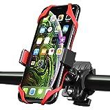 Bike Mount, Insten Bicycle Motorcycle MTB Bike Rack Handlebar Mount Phone Holder Cradle W/Secure Grip for iPhone 11/11 Pro /