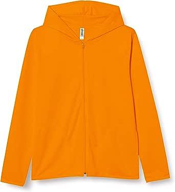 [グリマー] 長袖 4.4オンス ドライ UV ジップ パーカー 00338-AMZ メンズ