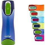 Contigo Swish Autoseal Water Bottle, Large BPA Free Drinking Bottle, Leakproof Gym Bottle, Ideal for Sports, Running, Bike, R