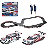 Carrera Digital 132 20030012 GT Face Off Digital Electric 1:32 Scale Slot Car Racing Track Set for Racing up to 6 Cars at Onc