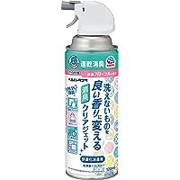ヘルパータスケ 洗えないものを良い香りに変える 消臭クリアジェット 快適フローラルの香り