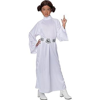 amazon star wars princess leia child costume スター ウォーズレイア