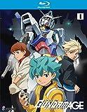 Mobile Suit Gundam AGE Collection 1 Blu-Ray(機動戦士ガンダムAGE コレクシ…