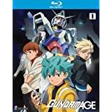Mobile Suit Gundam AGE Collection 1 Blu-Ray(機動戦士ガンダムAGE コレクション1 1-28話)