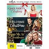 Hallmark Christmas Collection Five - A Shoe Addict's Christmas/welcome To Christmas/marry Me At Christmas
