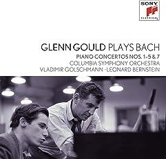 Glenn Gould Plays Bach: Piano Concertos