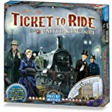 Days of Wonder Ticket to Ride Map Collection Volume 5 : United Kingdom Board Game, Multi, Standard (DO7223)