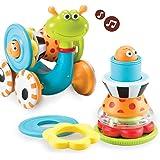 Yookidoo 40113 Crawl N Go Snail, Multi