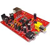 NFJオリジナル設計 Ti-BB製PCM2704搭載 USB DAC/DDC自作キット