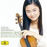 チャイコフスキー、メンデルスゾーン:ヴァイオリン協奏曲