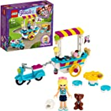 LEGO Friends Ice Cream Cart 41389 Building Kit, Featuring LEGO Friends Stephanie Mini-Doll