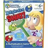 Learning Resources LER3057 Multiplication Swat! Game