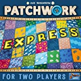 Lookout Games MFG3543 Patchwork Express for Two Players Board Game