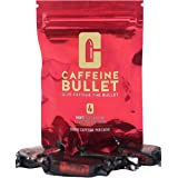 Caffeine Bullet Energy Gel Upgrade - Mint Chews *16 – Faster Boost Than Gels, Tablets and Gum. 100mg Caffeine - Sport Science