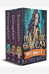Fallen Fae Academy Box Set 2 Part 2 (Books 4 – 6) (Fallen Fae Academy Boxset) Kindle Edition
