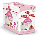 ロイヤルカナン FHN-WET キトン (12ヵ月齢までの子猫用) ウェットパウチ 85g×12袋 1ケース