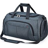 NUBILY ボストンバッグ メンズ ダッフルバッグ YKK 修学旅行 ジムバック 大容量 スポーツバッグ 旅行 防水…
